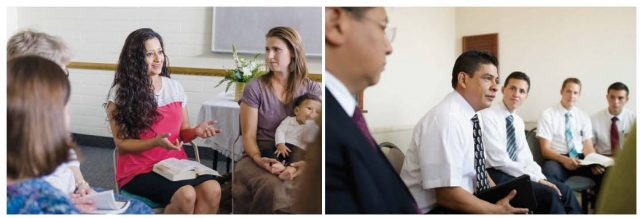 New Format for LDS Priesthood & Relief Society Meetings for 2018