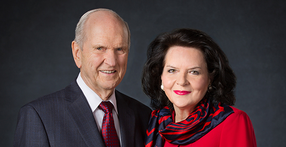 LDS Face to Face Event With President & Sister Nelson