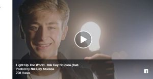 "Nik Day Studios Music Video ""Light Up The World"" Supporting LDS #LIGHTtheWORLD"
