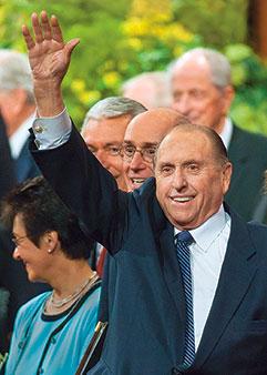 LDS Church President Thomas S. Monson Passes Away