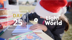 How You Helped #LIGHTtheWORLD in 2017