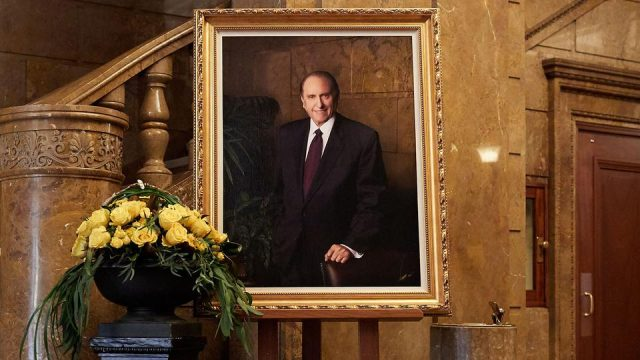 Funeral Arrangements for President Thomas S. Monson