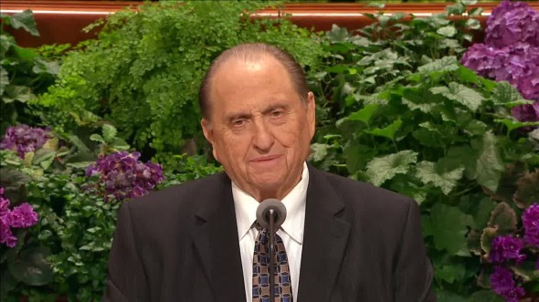 Succession in the Presidency of the LDS Church