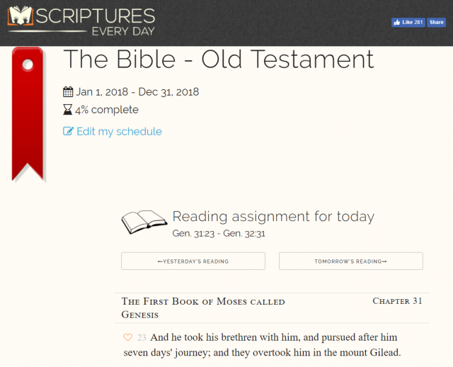 ScripturesEveryDay.com