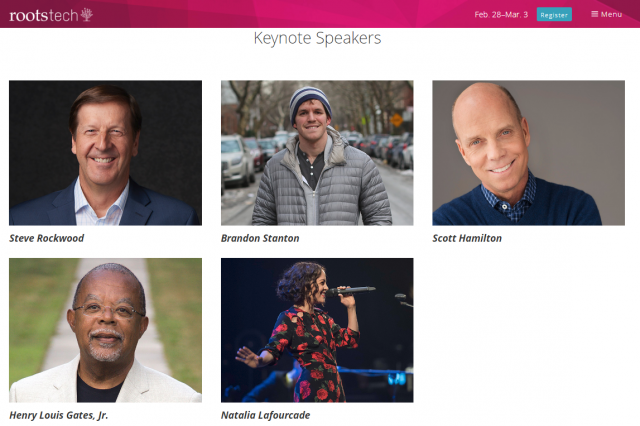 6 Ways to Participate in RootsTech 2018, Begins This Wednesday