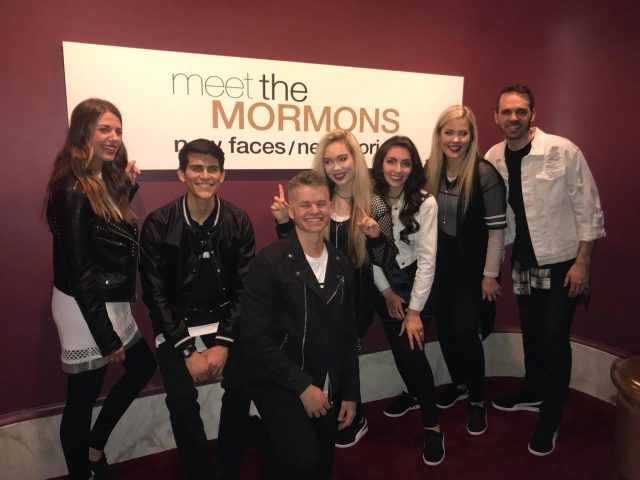 LDS SPARK Singers Promote Faith and Light
