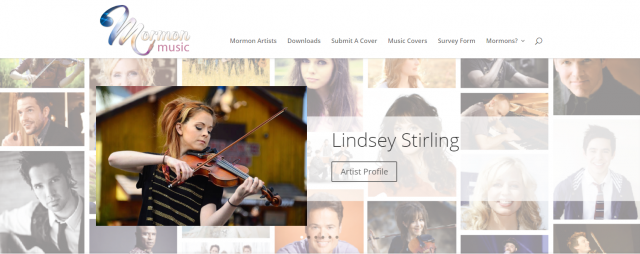 Learn About LDS Musicians at MormonMusic.org