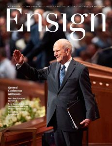 LDS General Conference Ensign & Liahona Now Online, May 2018