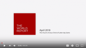 April 2018 LDS World Report