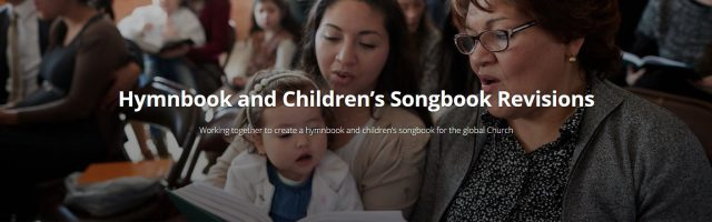 Revisions Announced for LDS Hymnbook and Children's Songbook