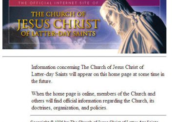 LDS.org is Replaced by ChurchofJesusChrist.org