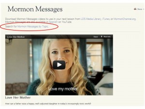 Mormon-messages-topic