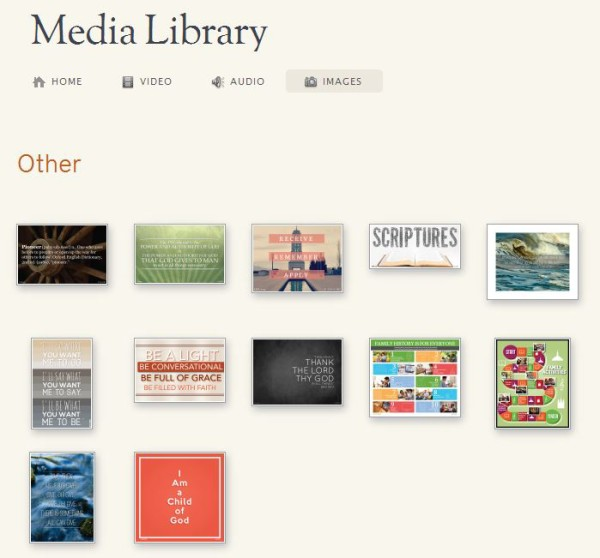 LDS365 Resources from LDS Church & from Mormons around the world