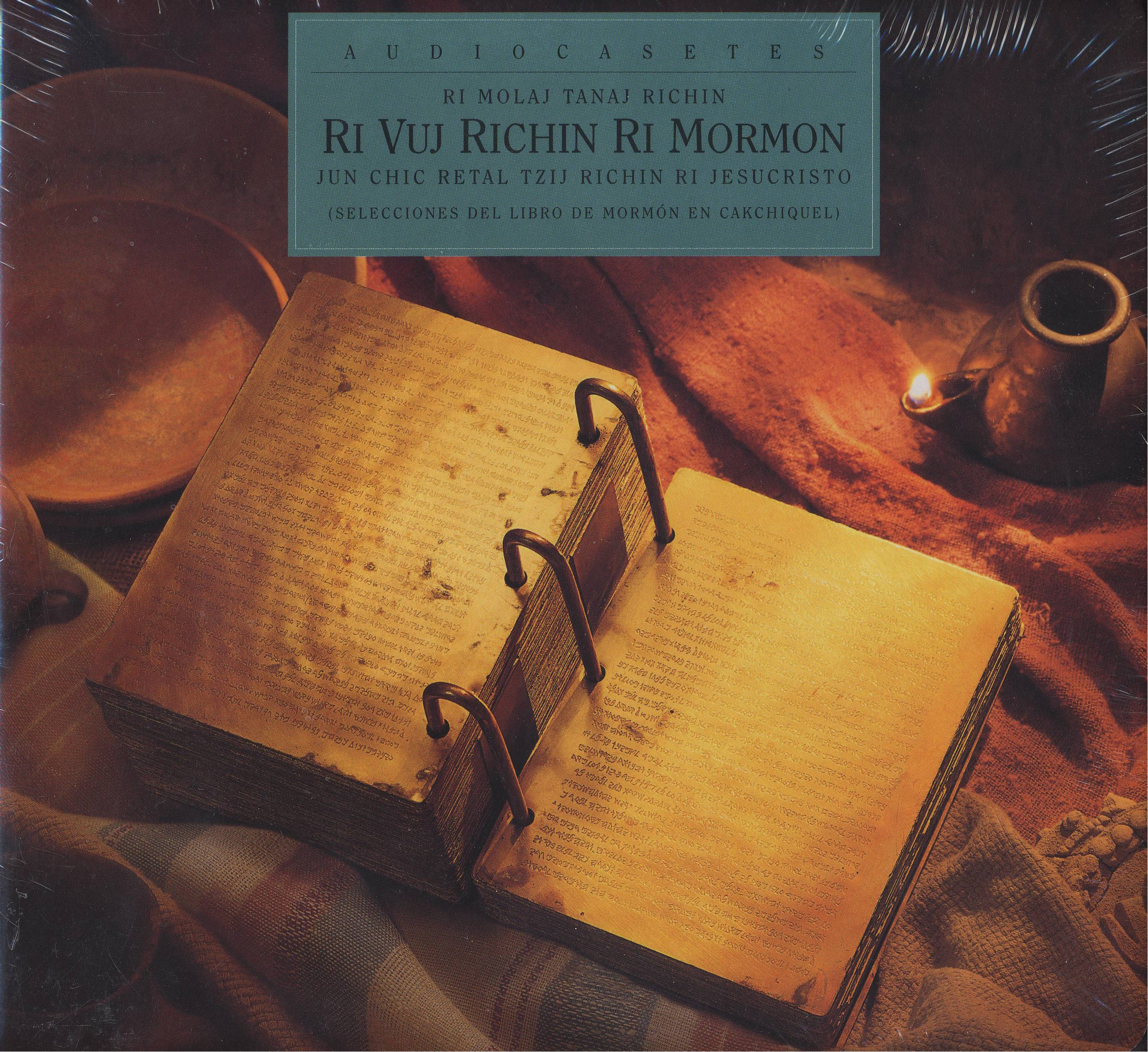 BookMormonSelections-AudioCassettes-2ndPrinting-Cakchiquel