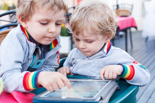 Limit Screen Time for Children and Youth