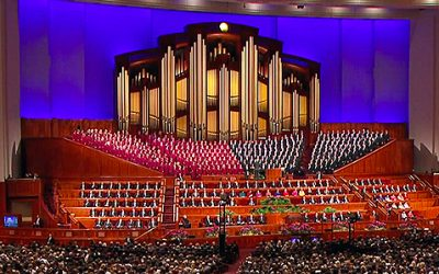 Archives of General Conference of The Church of Jesus Christ of Latter-day Saints