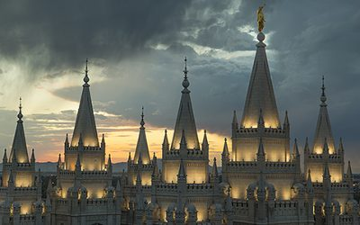 Church Provides Guidelines About Using Full Name of Church and Terms LDS and Mormon