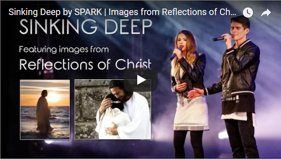 Easter Music Video: Sinking Deep by SPARK