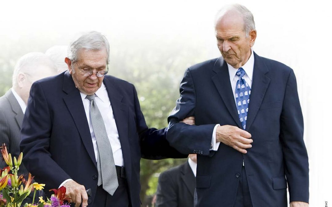 President Russell M. Nelson: Guided, Prepared, Committed