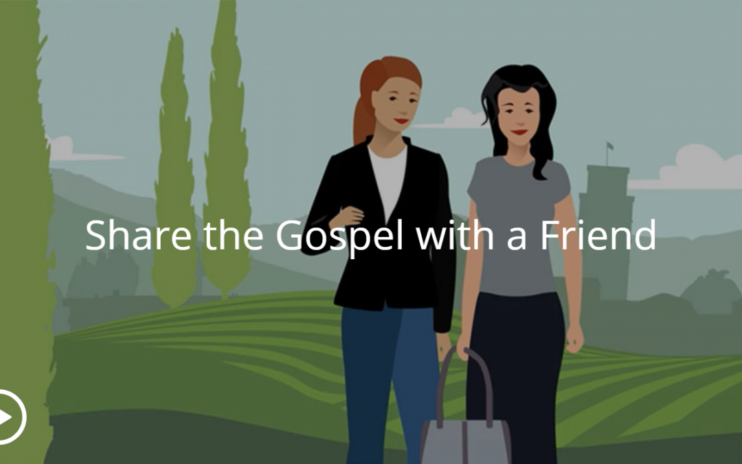 Video: How to Refer Friends to the LDS Missionaries