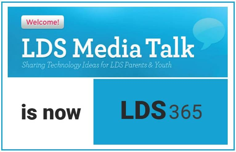 LDS Media Talk Merges with LDS365
