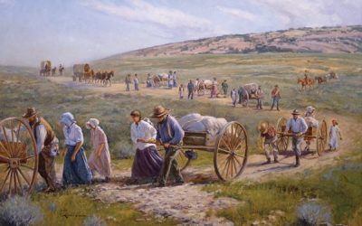 Learn about Mormon Pioneers