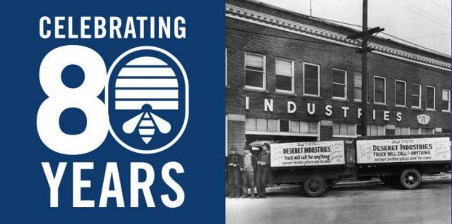 Deseret Industries 80th Anniversary