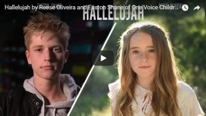 "Music Video ""Hallelujah"" by Easton Shane & Reese Oliveira"