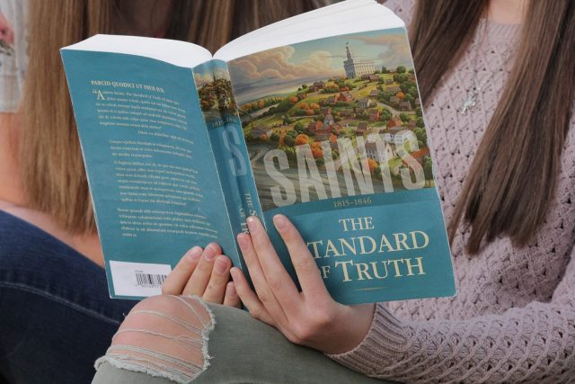 """Saints"" Church History Book, Volume 1 Now Published"