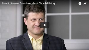 Video: How to Answer Questions about Church History