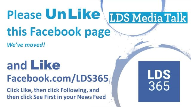 Do You Follow LDS365 on Facebook?