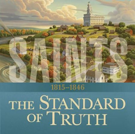 """Saints"" Podcast on the Mormon Channel"