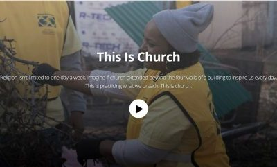 This is Church: New Website and Video