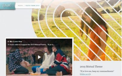 LDS Mutual Theme 2019 Resources Available