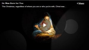 Video: He Was Born For You