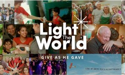Resources to Help You #LightTheWorld