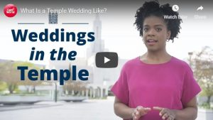 Video About Latter-day Saint Temple Weddings