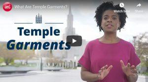 Video About Latter-day Saint Temple Garments