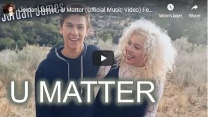 Music Video: U Matter by Jordan James
