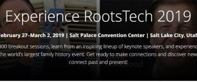How to Remotely Watch RootsTech 2019 Salt Lake City