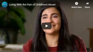 Video: Living With the Pain of Childhood Abuse