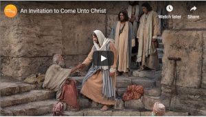 Video: An Invitation to Come Unto Christ