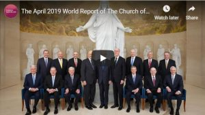 April 2019 Church World Report