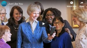 "Video: ""Just Like You"" Meet the Relief Society General Presidency and Board"