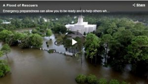 "Inspirational Video: ""A Flood of Rescuers"""