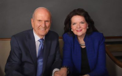 Join President Russell M. Nelson in 95th Birthday Celebration
