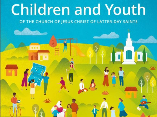 Church Provides Information About Children and Youth Effort