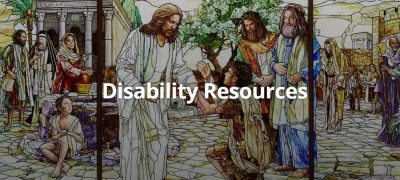 Church Updates Resources to Help People With Disabilities