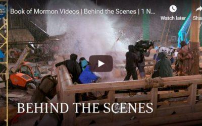 Behind-the-Scenes Look at Book of Mormon Videos