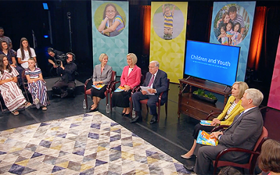 Children and Youth: A Special Broadcast Sept. 29